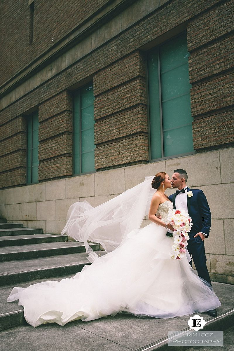 Portland Art Museum Wedding