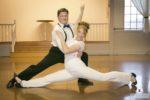 Oaks Park Dance Pavillion Wedding