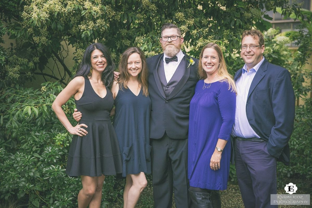 McMenamins Kennedy School Wedding